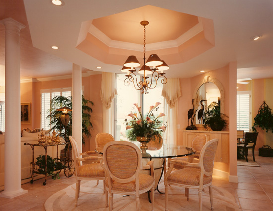 Naples interior design naples florida interior decorator for Residential decorating